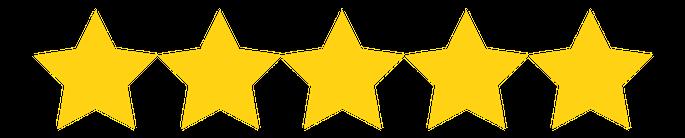 5 csillag